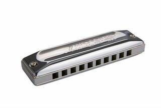 Hohner Meisterklasse MS D Diatonic harmonica