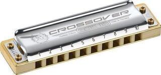 Hohner Marine Band Crossover Bb Diatonic harmonica