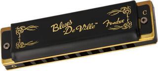 Fender Blues Deville A Diatonikus szájharmonika