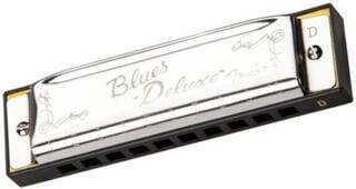Fender Blues Deluxe D Diatonikus szájharmonika