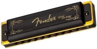Fender Blues Deville D Diatonikus szájharmonika