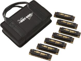 Fender Hot Rod DeVille 7 Pack Diatonikus szájharmonika