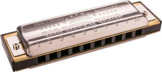 Hohner Big River Harp MS G Diatonic harmonica