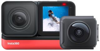 Insta360 ONE R Action-Kamera Schwarz