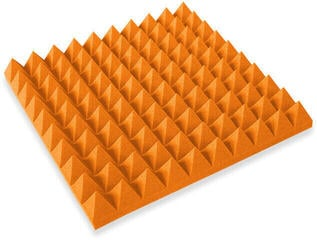 Mega Acoustic PA-PMP5-O-50x50x5 Orange