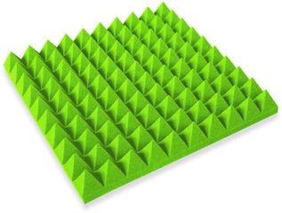 Mega Acoustic PA-PMP-7 50x50x7 Green