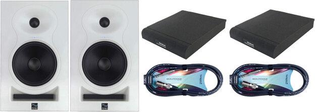 Kali Audio LP-6 W SET Bela