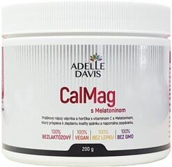 Adelle Davis CalMag, Calcium+Magnesium+C with Melatonin