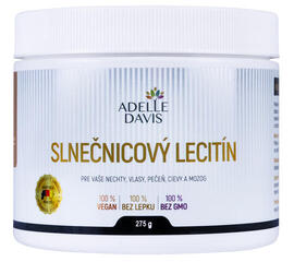 Adelle Davis Sunflower Lecithin 275 g (powder)