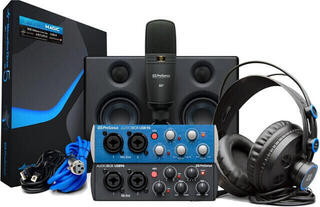 Presonus AudioBox Studio Ultimate Bundle 25th Anniversary Edition (Rozbalené) #930976