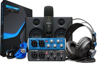 Presonus AudioBox Studio Ultimate Bundle 25th Anniversary Edition (B-Stock) #930976 (Rozbaleno) #930976