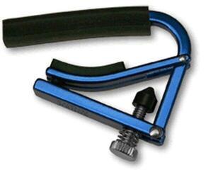 Shubb L1 Lite Guitar Capo Blue