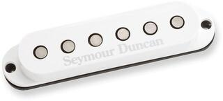Seymour Duncan SSL-3 Hot Strat Pickup RW/RP White Cap