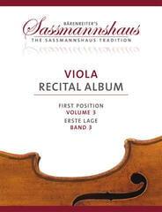 Bärenreiter Viola Recital Album, Volume 3