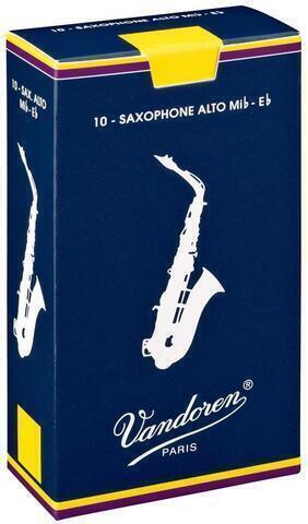 Vandoren Classic 1.5 Alto Sax