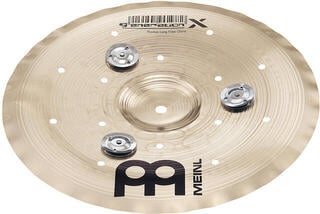 "Meinl Generation X 12"" Filter China Jingles"