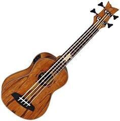 Ortega Lizard Bass Ukulele Natural