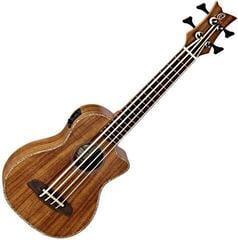 Ortega Caiman Bass Ukulele Natural