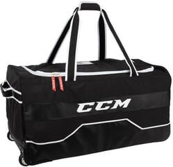 CCM 370 Player Basic Wheeled Bag Black JR