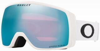 Oakley Flight Tracker XS Matte White Prizm Sapphire Iridium 20/21