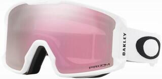 Oakley Line Miner XM Matte White Prizm Hi Pink Iridium 20/21