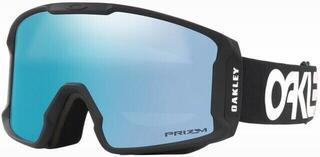 Oakley Line Miner XM Factory Pilot Black Prizm Sapphire Iridium 20/21