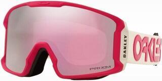 Oakley Line Miner XM Factory Pilot Rubine Grey Prizm Hi Pink Iridium 20/21