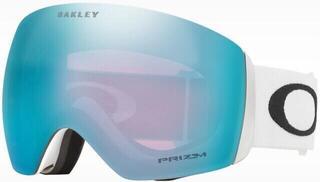 Oakley Flight Deck Matte White Prizm Sapphire Iridium 20/21