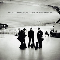 U2 All That You Can't Leave Behind (CD)