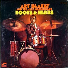 Art Blakey Roots And Herbs (LP)