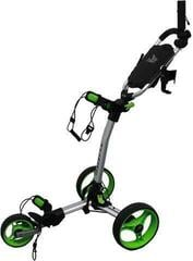 Axglo TriLite Grey/Green Golf Trolley
