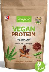 Kompava komp Vegan Protein 525g Powder