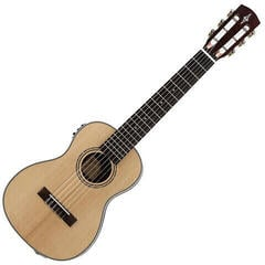 Alvarez AU70BE-6 Baritone Ukulele Natural