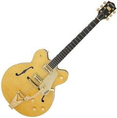 Gretsch G6122TFM Players Edition Country Gentleman Amber Stain