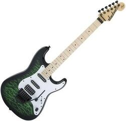 Jackson X Series Signature Adrian Smith SDXQ MN Transparent Green
