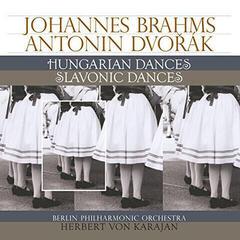 Johannes Brahms Hungarian Dances / Slavonic Dances (Vinyl LP)