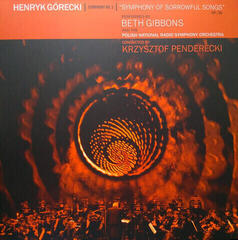 Beth Gibbons Symphony No. 3 (Symphony Of Sorrowful Songs) Op. 36 (2 LP)