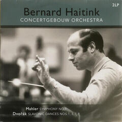 Gustav Mahler Symphony No. 1 / Slavonic Dances Nos 1, 3, 7, 8 (2 LP)
