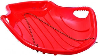 Frendo Big Shovel Sledge Red M