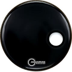 Aquarian 22'' Regulator Port/Ring Black