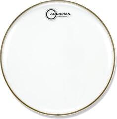 """Aquarian Classic Clear 22"""" Drum Head"""
