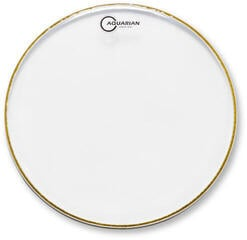 "Aquarian Force Ten Clear 13"" Drum Head"