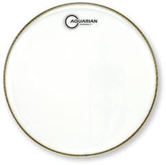 "Aquarian Response 2 Clear 13"" Drum Head"