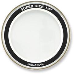 "Aquarian Super Kick 10 22"" Schlagzeugfell"