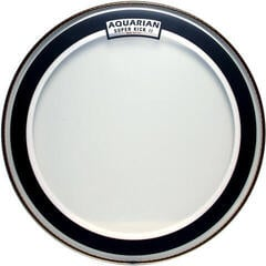 Aquarian 24'' Super Kick II Clear Bass Drumhead
