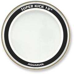 Aquarian 24'' Super Kick 10 Clear Bass Drumhead