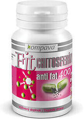 Kompava Fit Chitosferin 400mg 90 caps.