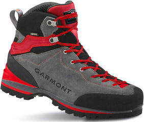 Garmont Ascent GTX Grey/Red 8,5