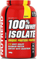 NUTREND 100 % Whey Isolate 1800g Banán