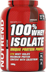NUTREND 100 % Whey Isolate 1800g Chocolate